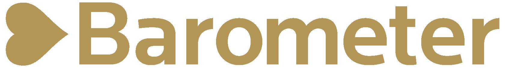BARometer – Das exklusive Ausgeh-Scheckheft und Gutschein-Buch Logo